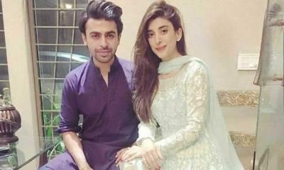 گلوکار فرحان سعید اور اداکارہ عروہ حسین کا جوڑا عید پر ایک ساتھ ٹیلی فلم میں کام کرتا نظر آئے گا