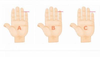ہاتھ کی چھوٹی انگلی لمبائی اور آپ کی شخصیت میں گہرا تعلق ہوتاہے