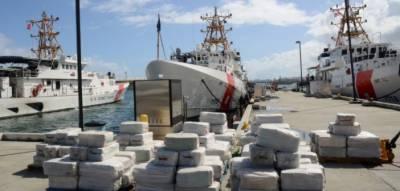 برطانوی جنگی بحری جہاز کی کارروائی بھارتی مچھیروں کی کشتی سے اربوں روپے کی منشیات برآمد
