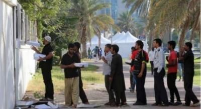 ابو ظہبی شہری روزانہ بریانی کے 5000پیکٹ تقسیم کرتاہے