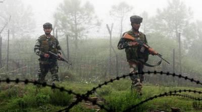 بھارتی فوج کی کنٹرول لائن پر بلا اشتعال فائرنگ سے 3شہری زخمی
