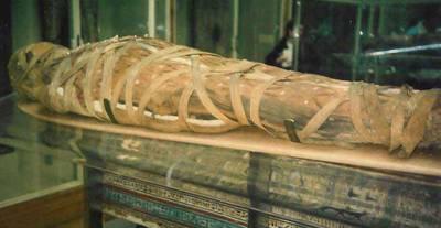 قدیم مصری ممیوں میں ترک جینز کے آثار