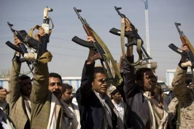حوثیوں نے امدادی سامان کی لوٹ مار کا سلسلہ جاری رکھا ہوا ہے ،یمن