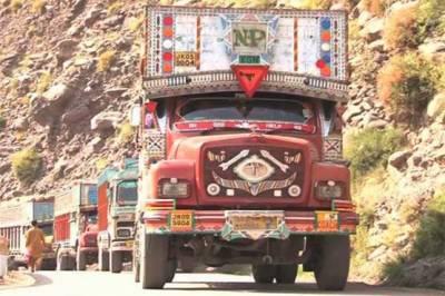 پاک بھارت کشیدگی کے باوجود لائن آف کنٹرول کے راستے تجارت بحال