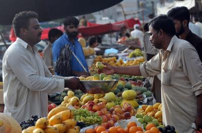 سندھ حکومت نے بھی پھلوں کے بائیکاٹ کی تین روزہ مہم کی حمایت کر دی