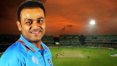 وریندر سہواگ نے بھارتی کرکٹ ٹیم کے ہیڈکوچ کے عہدے کیلئے درخواست جمع کرا دی