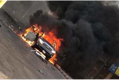 سعودی عرب کے شہر قطیف میں گاڑی میں بم دھماکا، دو مطلوب دہشت گرد ہلاک
