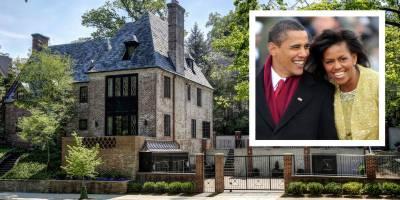 اوباما نے 81 لاکھ ڈالر کا گھر خرید لیا
