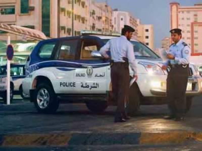 شارجہ پو لیس نے سڑکوں پر شعبدے بازی کرنے والے 5 ڈرائیوروں کو گرفتار کر لیا