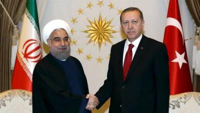 ایران اور ترکی کے درمیان 100 ملین ڈالر کے معاہدوں پر دستخط