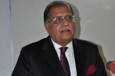 پاکستان میں دہشتگردی کی وجہ سے کھیلوں کے میدان ویران ہوچکے ہیں، ریاض حسین پیرزادہ