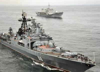 بحیرہ روم میں روسی بحری جنگی جہازوں کی تعداد میں اضافہ