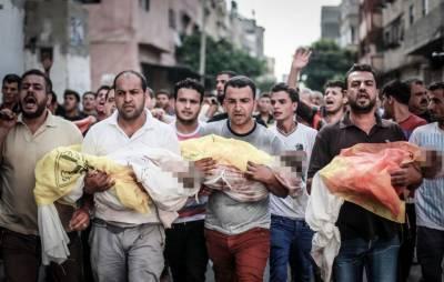 اسرائیل 13برس میں تین ہزار فلسطینی بچوں کو شہید کر چکا ہے