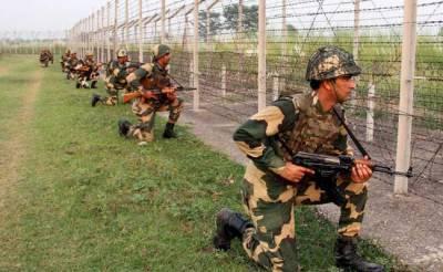 ایل او سی پر بھارتی فوج کی فائرنگ، پاک فوج کا بھرپور جواب