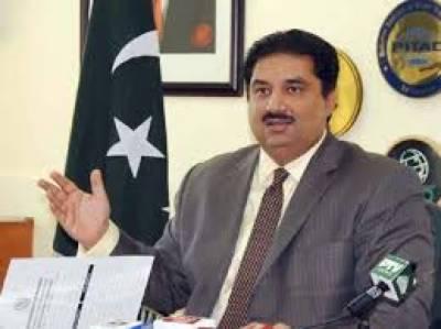 جی ایس پی پلس کے باعث ہی پاکستان کی برآمدات میں تیزی آئی , وزیر تجارت خرم دستگیر خان