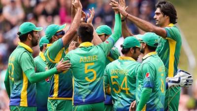پاکستانی ٹیم نے بغیر کوئی میچ کھیلے چیمپینز ٹرافی میں نیا ریکارڈ بنا ڈالا