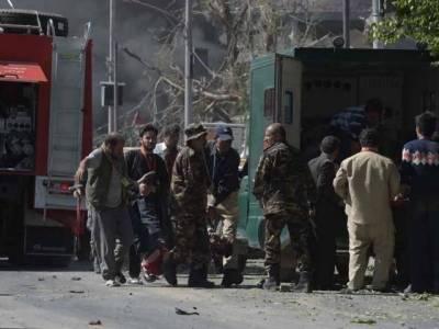 افغان سینیٹر کے بیٹے کی نماز جنازہ میں 3 دھماکے ،20افراد جاں بحق