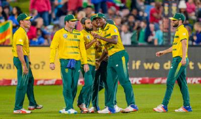 جنوبی افریقہ نے لنکا ڈھا دی ، 96 رنز سے شکست