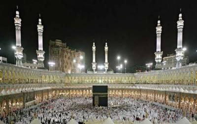 رمضان المبارک میں 9 ہیلی کاپٹروں کی مدد سے مسجد حرم کی نگرانی