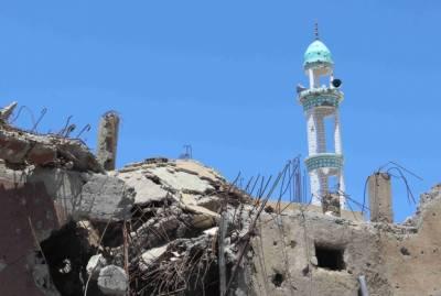 حوثیوں اور صالح ملیشیا نے 80 مساجد کو ڈائنامیٹ اور بارود سے اُڑاکر شہید کردیا