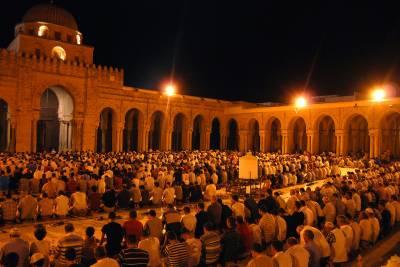 یمنی حوثی لیڈر کے حکم پر صنعاءمیں نماز تراویح پرھنا ممنوع قرار