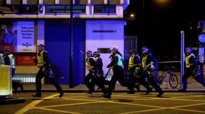 لندن وین حملے میں پاکستانی شخص بھی شامل ہے ،برطانوی سیکیورٹی