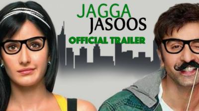 """کترینہ نے فلم """"جگا جاسوس"""" کے گانے """"الو کا پٹھا""""کی ویڈیو شئیر کر دی"""
