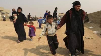 داعش کا موصل میں خواتین اور بچوں سمیت درجنوں شہریوں کا قتل عام