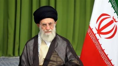 مغرب کی مشرق وسطیٰ کے حوالے سے پالیسی ناکام ہو چکی ہے ٗ آیت اللہ خامنہ ای