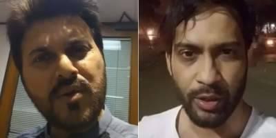 گلوکار علی حیدر نے وقار ذکاء کی ویڈیو کا جواب دیدیا