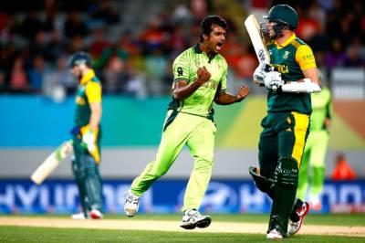 پاکستان کے خلاف جنوبی افریقہ کا پلڑا بھاری
