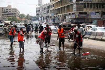 کراچی میں آئندہ چند روز تک ہلکی بوندا باندی کا سلسلہ شروع ہوجائیگا، محکمہ موسمیات