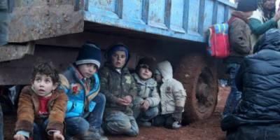 موصل کی جنگ میں 100,000 بچے پھنس گئے
