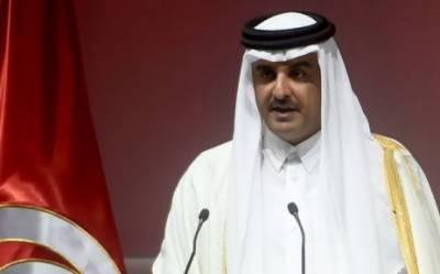 کشیدگی میں کمی کیلئے امیر قطر کا خطاب جلد متوقع