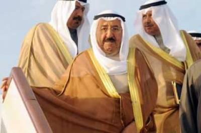 کویت عرب ممالک کشیدگی کم کرنے میدان میں آگیا