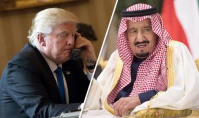 عرب ملکوں سے قطر کے ساتھ سفارتی تعلقات منقطع کرنے کو کہا تھا ، ڈونلڈ ٹرمپ