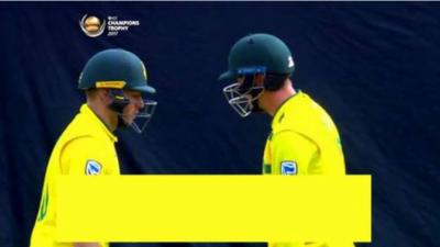 جنوبی افریقی ٹیم کی وردی کا رنگ سبز سے پیلے میں تبدیل