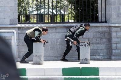 حملہ آور ایرانی تھے اور ان کا تعلق دولت اسلامیہ سے تھا: ایرانی سپریم نیشنل سکیورٹی کونسل