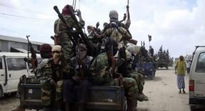 صومالیہ میں الشباب کا فوجی اڈے پر حملہ، 70 افرادہلاک،متعدد زخمی