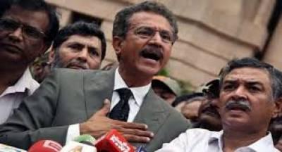 کراچی:بلدیاتی نمائندوں اپنے حقوق کے لیے کمر کس لی،میئر کے ہمراہ احتجاج