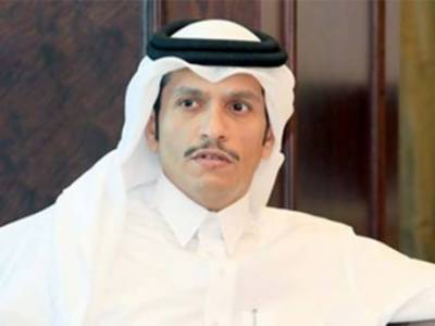 قطر کے وزیر خارجہ ہفتے کو ماسکو کا دورہ کریں گے