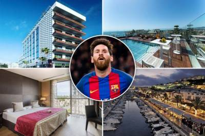 اسٹار فٹبالر میسی ہوٹل کے کاروبار سے منسلک ہو گئے