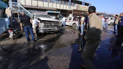عراق: کربلا کے قریب مارکیٹ میں خودکش دھماکا، 30 افراد جاں بحق