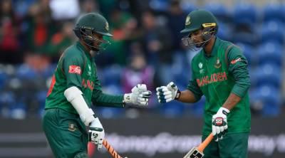 بنگلہ دیش نے نیوزی لینڈ کو چیمپئینز ٹرافی سے باہر کر دیا