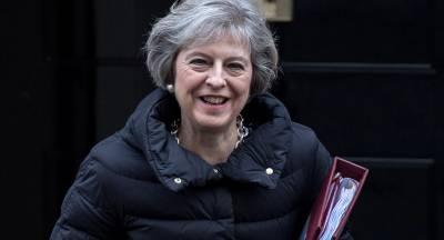 برطانوی انتخابات،ٹریزا مے کا نئی حکومت بنانے کا اعلان