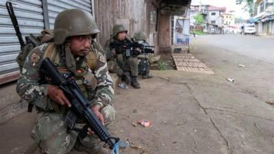 فلپائن، فوج اور عسکریت پسندوں کے درمیان شدید جھڑپ، 13 میرین ہلاک
