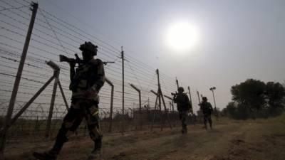 بھارتی فوج کی ایل او سی پر ایک بار پھر بلا اشتعال فائرنگ ، ایک شہری شہید