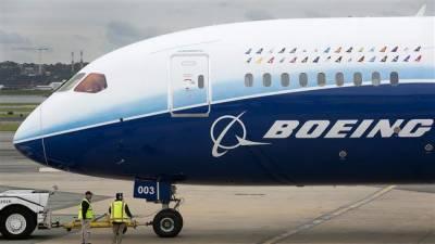 ایران اور امریکی طیارہ ساز کمپنی بوئنگ کے مابین تین بلین ڈالر کی ڈیل