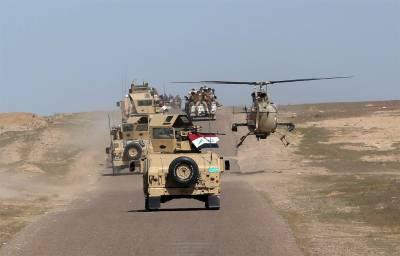 مغربی موصل میں فوجی آپریشن مکمل، 14000 مربع کلومیٹر علاقہ داعش کے قبضے سے آزاد