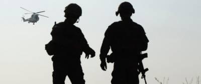 امریکی فضائیہ نے 10 افغان سیکورٹی اہلکار مار دیئے